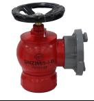 旋转减压稳压栓SNZW65-I